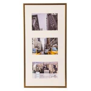 Fotolijst Puro Galerij brons 910527