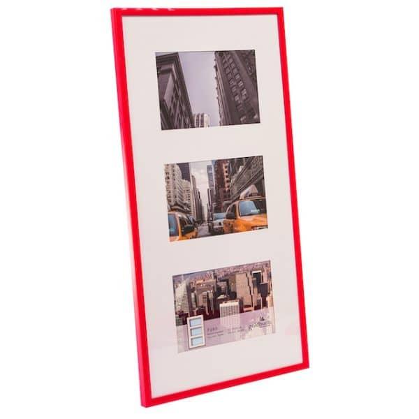 Fotolijst Puro Galerij rood 910727 A