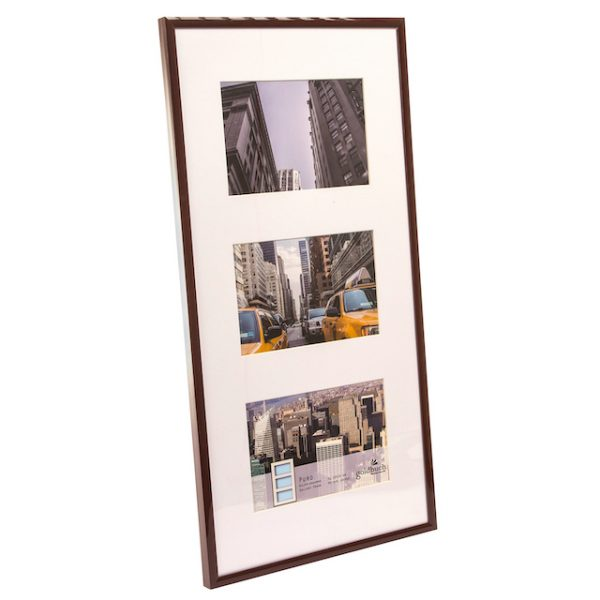 Fotolijst Puro Galerij bruin 910827 A