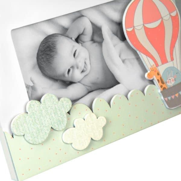 3D Fotolijst Ballonvaart 920552 C