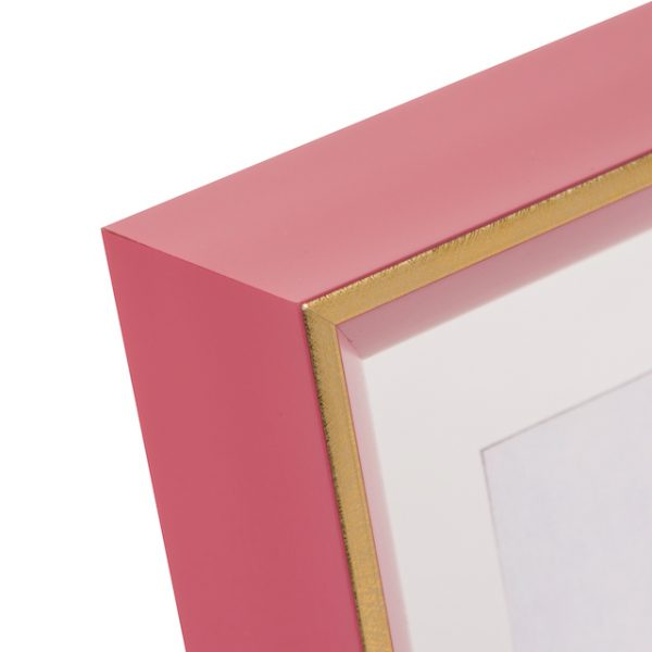Fotolijst Light Spirit donker roze 930390 B