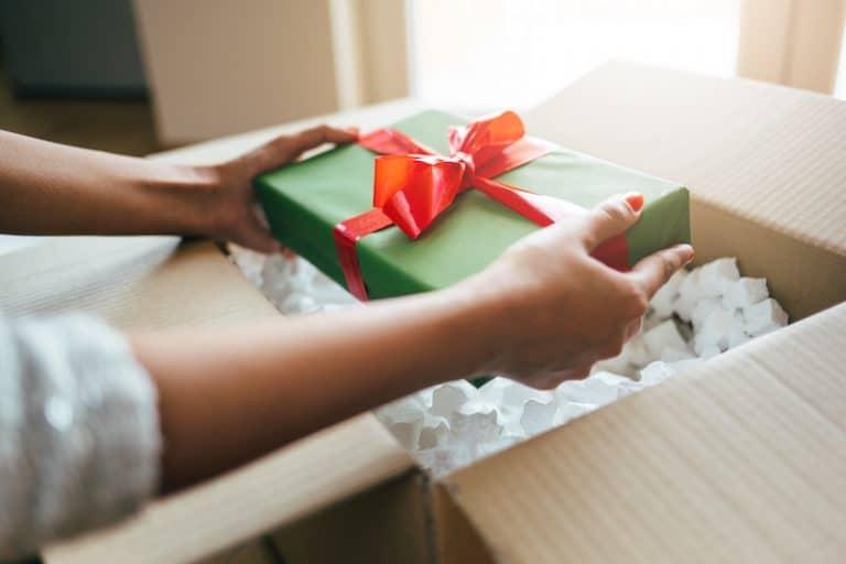Cadeauverpakking Mijnfotolijstje