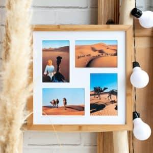 Collage fotolijsten