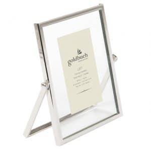 Fotolijst Loft zilver glas 960380 A