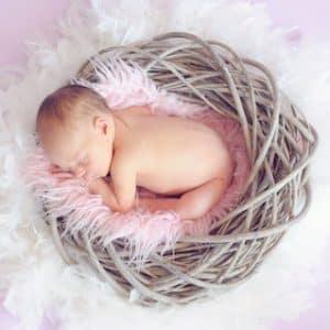 Baby fotolijsten