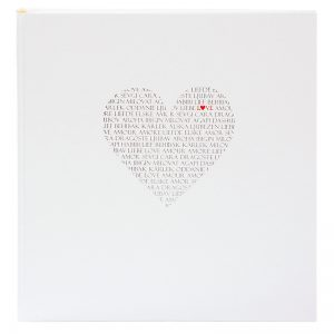 Trouwalbum Love Goldbuch 08080