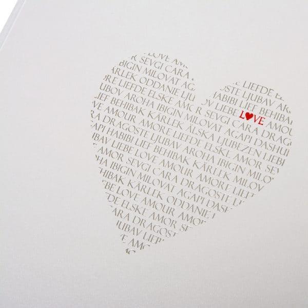 Trouwalbum Love Goldbuch 08080 B