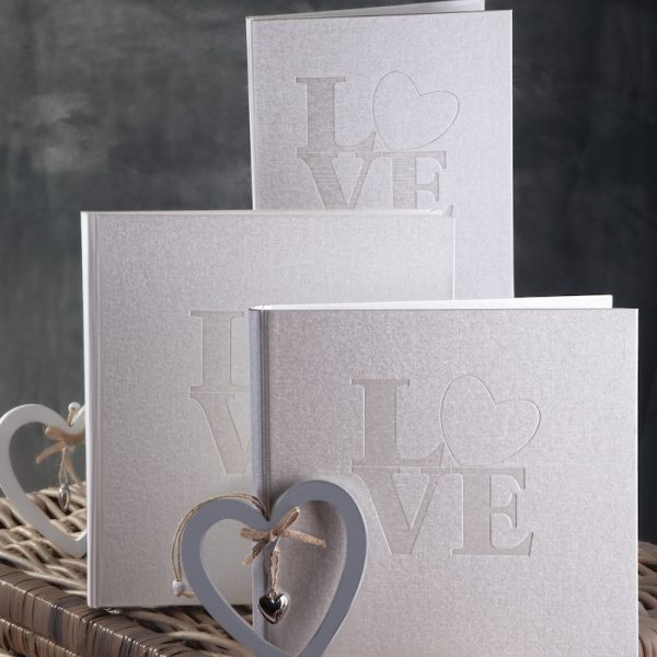 Trouwalbum White Love Goldbuch 08118 G