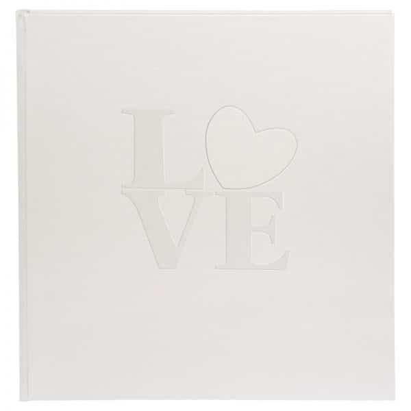 Trouwalbum White Love Goldbuch 08118