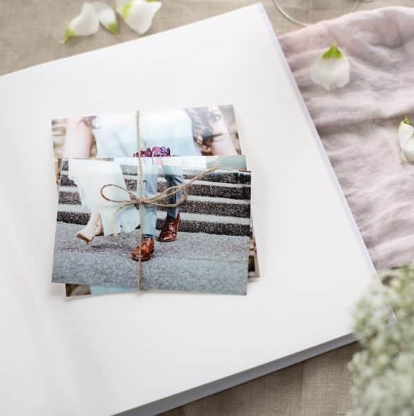Trouwalbum White Love Goldbuch 08118 F