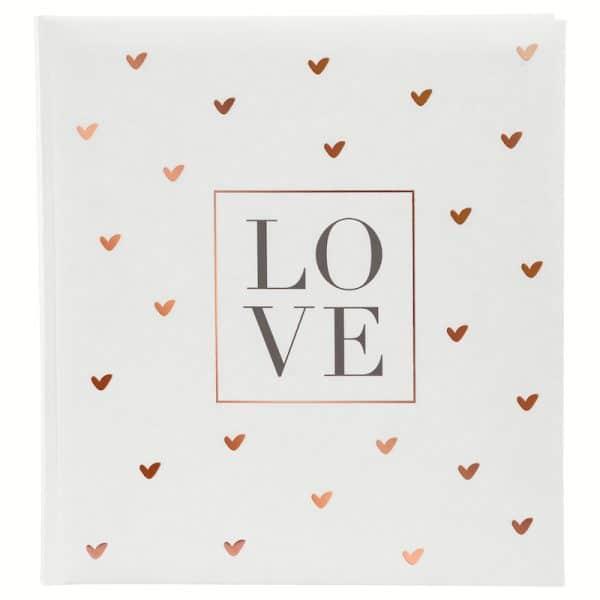 Trouwalbum Liefde Goldbuch 08173