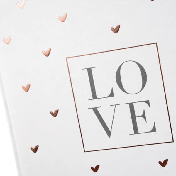 Trouwalbum Liefde Goldbuch 08173 D