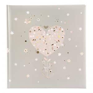 Trouwalbum Elegant Heart Goldbuch 08184