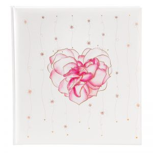 Trouwalbum Scent of Roses Goldbuch 08185