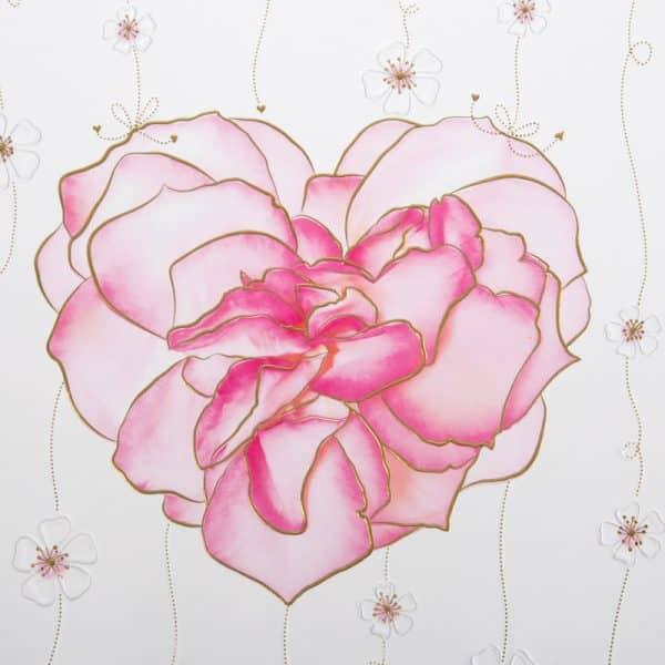 Trouwalbum Scent of Roses Goldbuch 08185 C