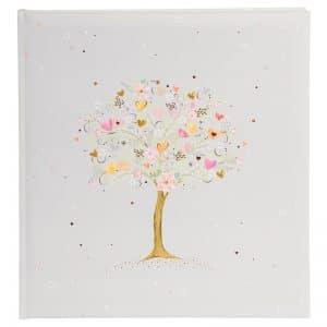 Trouwalbum Tree of Love Goldbuch 08187