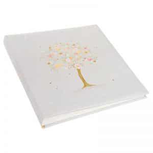 Trouwalbum Tree of Love Goldbuch 08187 A