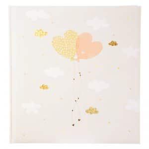 Trouwalbum Ballooning Hearts Goldbuch 08386