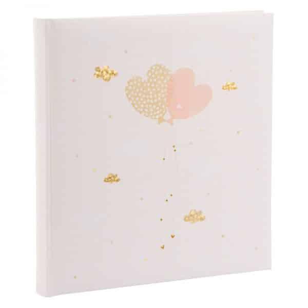 Trouwalbum Ballooning Hearts Goldbuch 08386 A