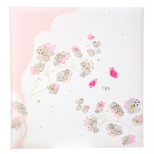 Trouwalbum Cherry Blossom Goldbuch 08387
