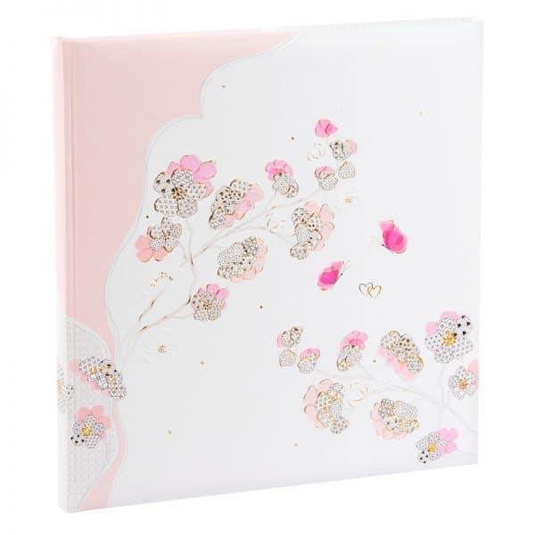 Trouwalbum Cherry Blossom Goldbuch 08387 A