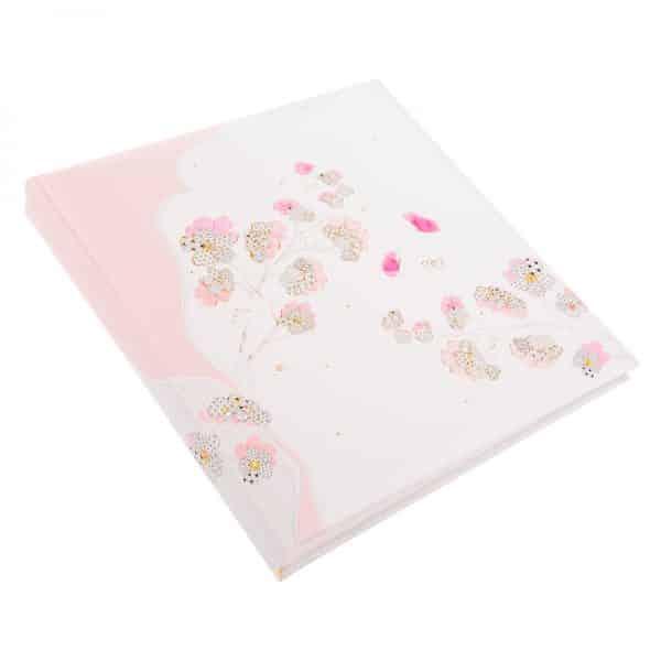 Trouwalbum Cherry Blossom Goldbuch 08387 B