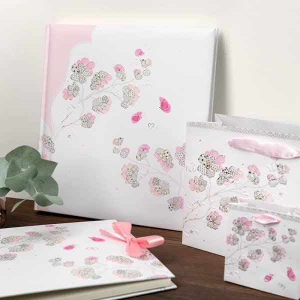 Trouwalbum Cherry Blossom Goldbuch 08387 G