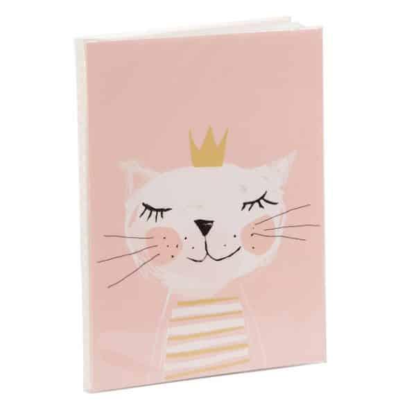 Insteekalbum Fortuna roze Goldbuch 16057 A