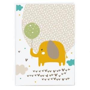 Insteekalbum Little Dream Olifant Goldbuch 16078 B