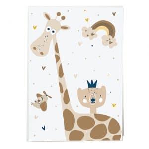 Insteekalbum Little Dream Giraf Goldbuch 16078 D