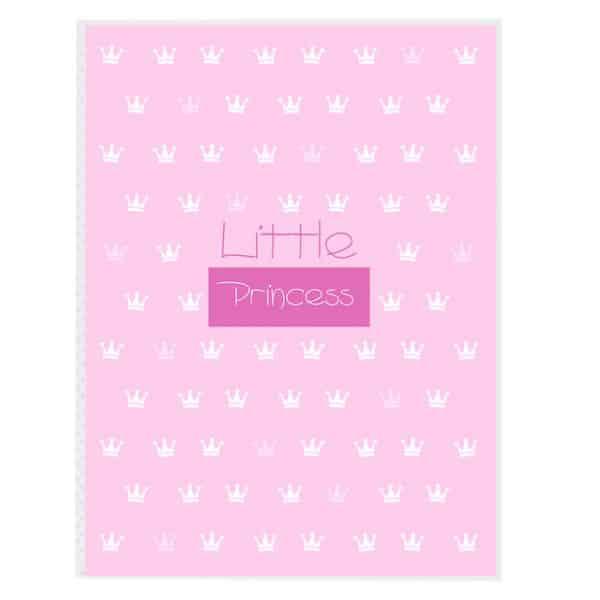 Insteekalbum Little Princess roze Goldbuch 16089