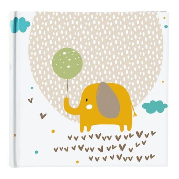 Insteekalbum Little Dreams Olifant Goldbuch 17278 A