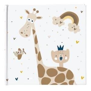 Insteekalbum Little Dreams Giraf Goldbuch 17278 A