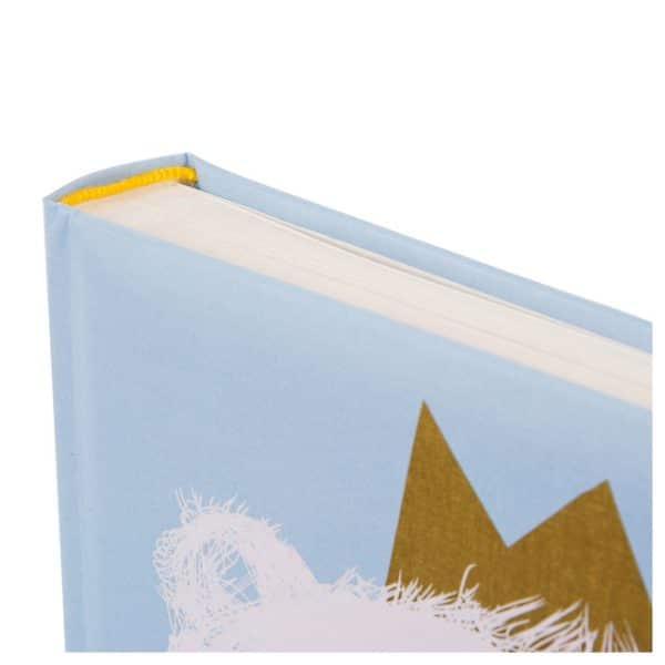 Baby fotoalbum Fortuna blauw goldbuch_24257 D
