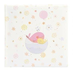 Baby fotoalbum Kleine Walvis Goldbuch 24466