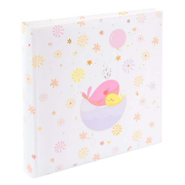 Baby fotoalbum Kleine Walvis Goldbuch 24466 A