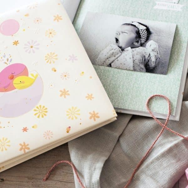 Baby fotoalbum Kleine Walvis Goldbuch 24466 D