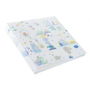 Baby fotoalbum Wonderland Jongen Goldbuch 24467 B