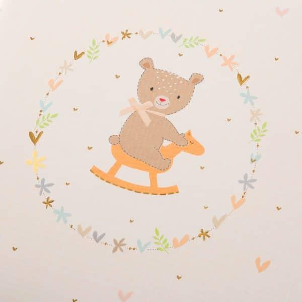 Fotoalbum Rocking Bear Goldbuch 24470 D