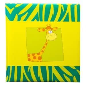 Fotoalbum Safari Giraf Goldbuch 27037