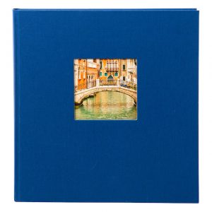 Fotoalbum Bella Vista Blauw goldbuch_27975