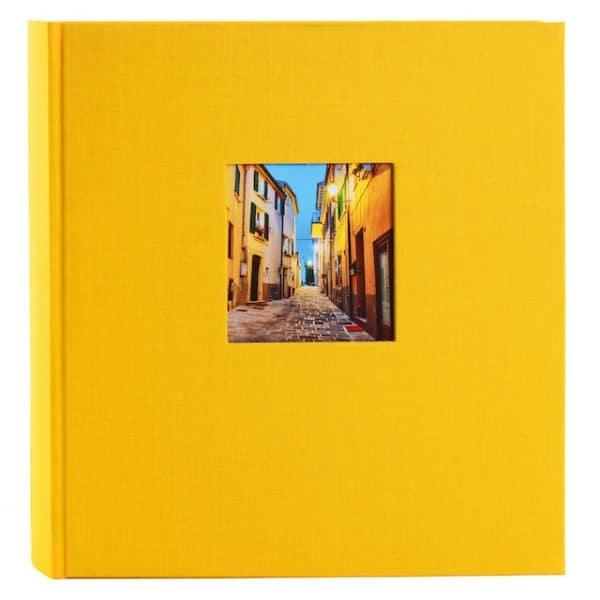 Fotoalbum Bella Vista Geel goldbuch_27971