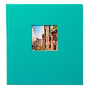 Fotoalbum Bella Vista Turquoise goldbuch_27973