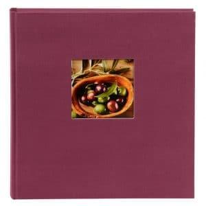 Fotoalbum Bella Vista fuchsia goldbuch_27908