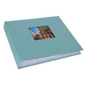 Insteekalbum Bella Vista Aqua goldbuch_17507_A