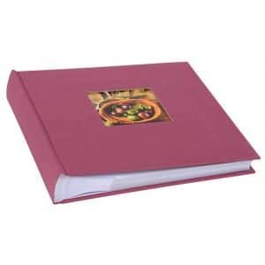 Insteekalbum Bella Vista Fuchsia goldbuch_17507_Agoldbuch_17508_A
