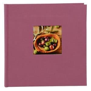 Insteekalbum Bella Vista Fuchsia goldbuch_17508