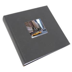 Insteekalbum Bella Vista Grijs goldbuch_17725_A