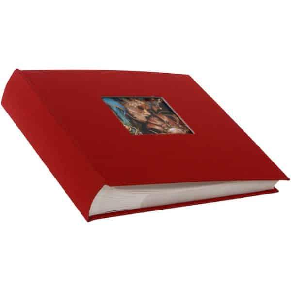Insteekalbum Bella Vista Rood goldbuch_17890_A