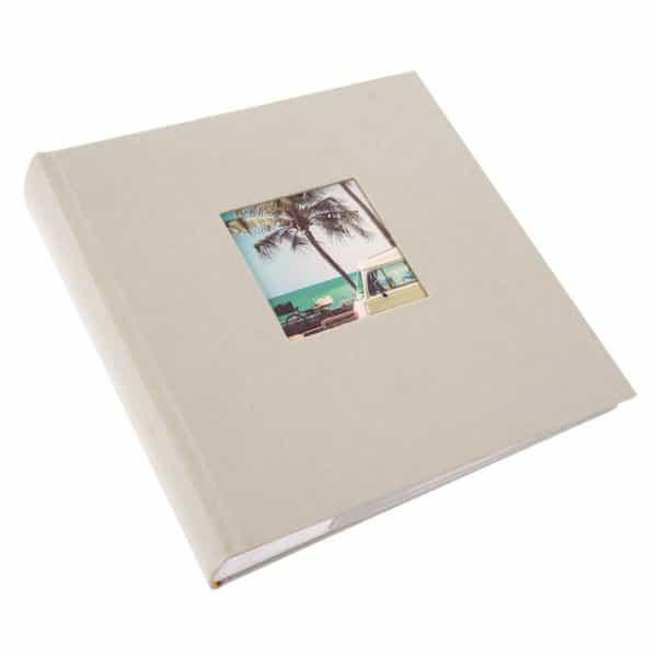 Insteekalbum Bella Vista Zandgrijs goldbuch_17923_A